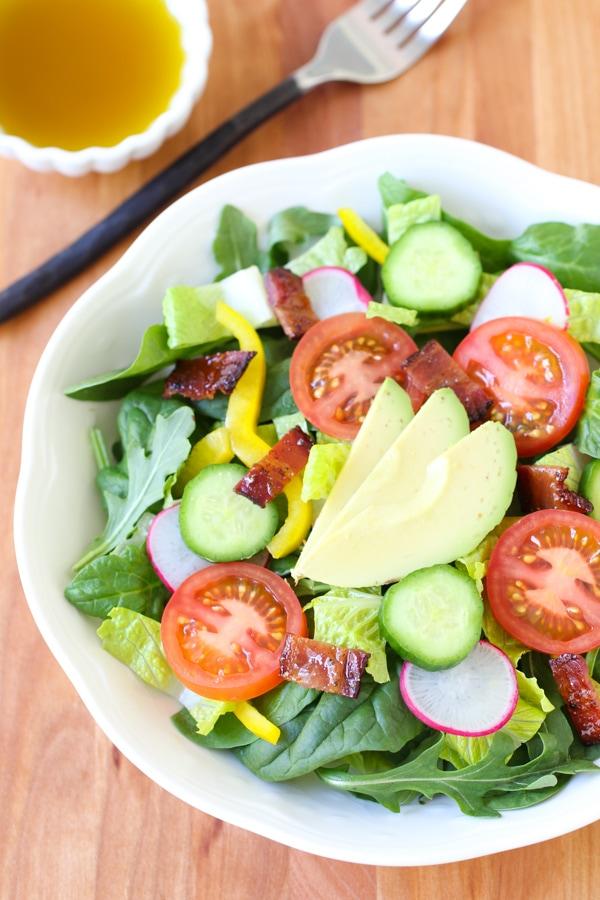 Deluxe BLAT Salad-6