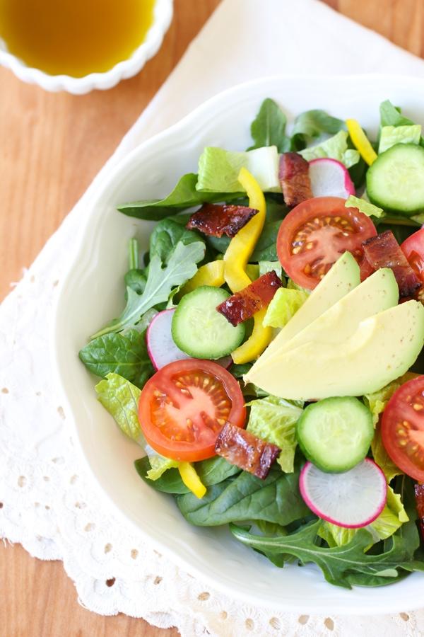 Deluxe BLAT Salad-8