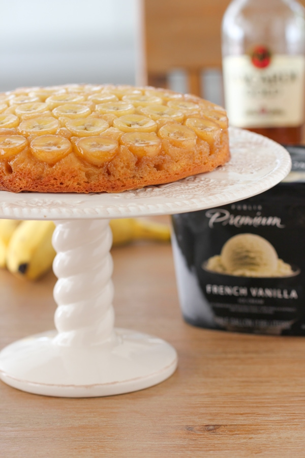 Banana Foster Upside Down Cake-11