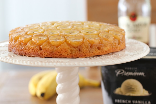 Banana Foster Upside Down Cake-12
