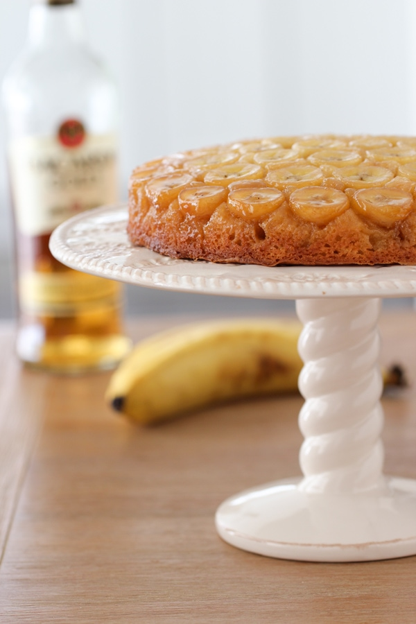 Banana Foster Upside Down Cake-13
