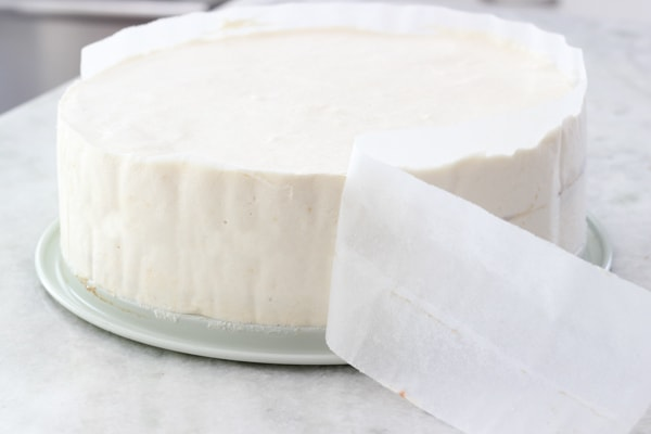 Vanilla Souffle Cake-17