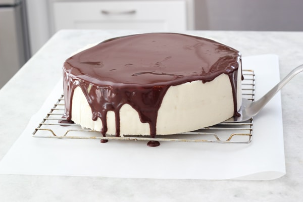 Vanilla Souffle Cake-18