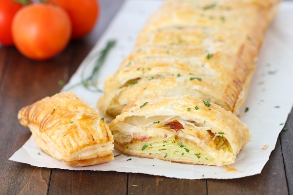Potato, Bacon and Cheese Pastry-12