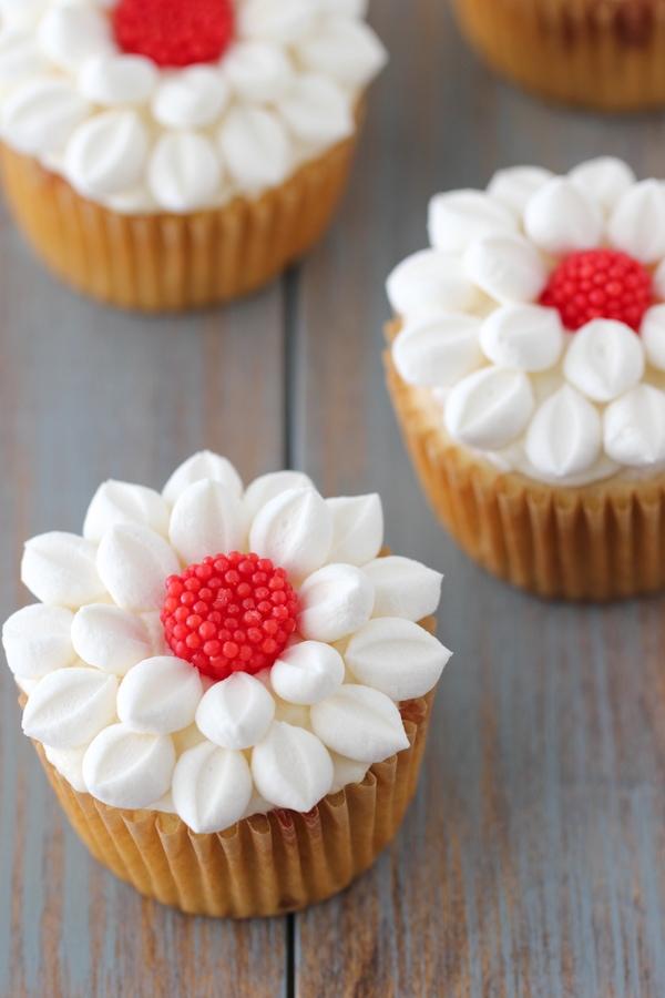 Raspberry Swirl Cupcakes-16