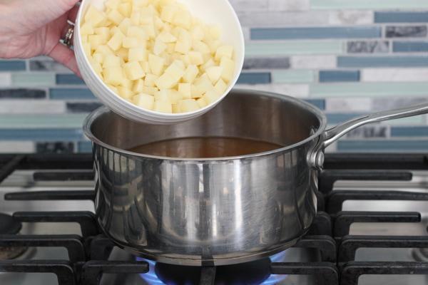 Creamy Zucchini Soup-5