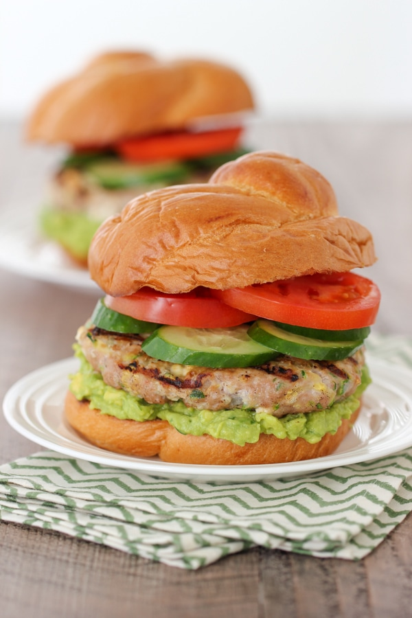 Zucchini and Feta Turkey Burgers-11