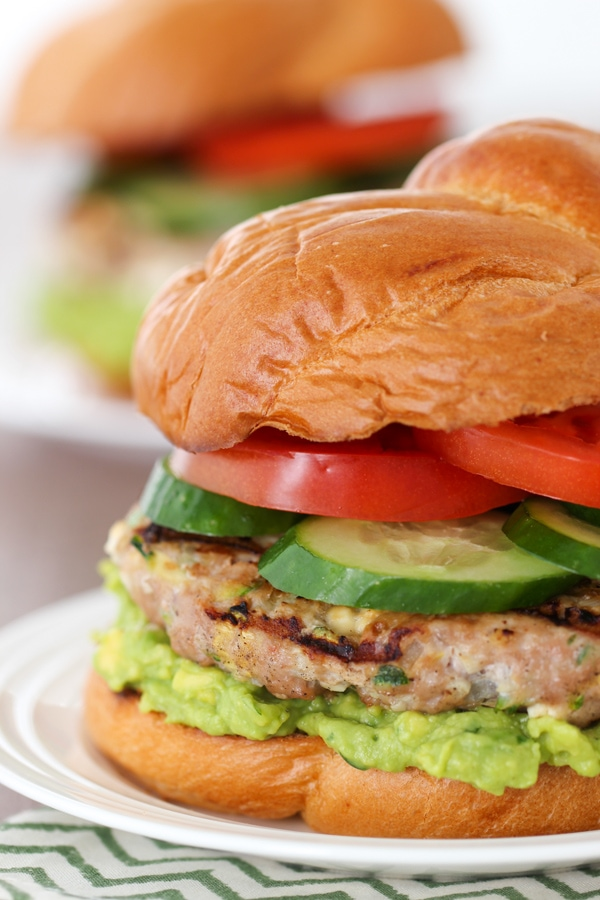 Zucchini and Feta Turkey Burgers-12