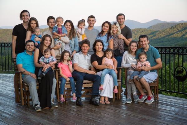 Cabin Family Reunion 2016-1-2