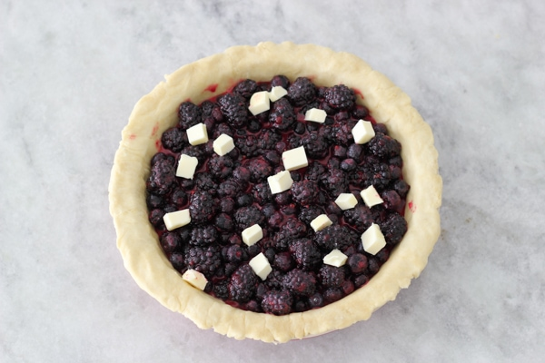 Blackberry Cheesecake Pie-14