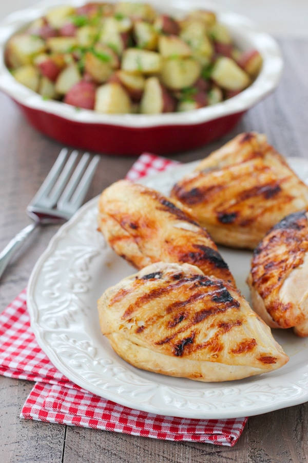 Grilled Bone in Chicken Breast-1 copy