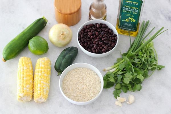 Zucchini, Corn and Black Bean Rice-1 copy