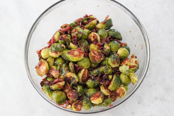 Bacon and Onion Brussels Sprouts -1-4 copy