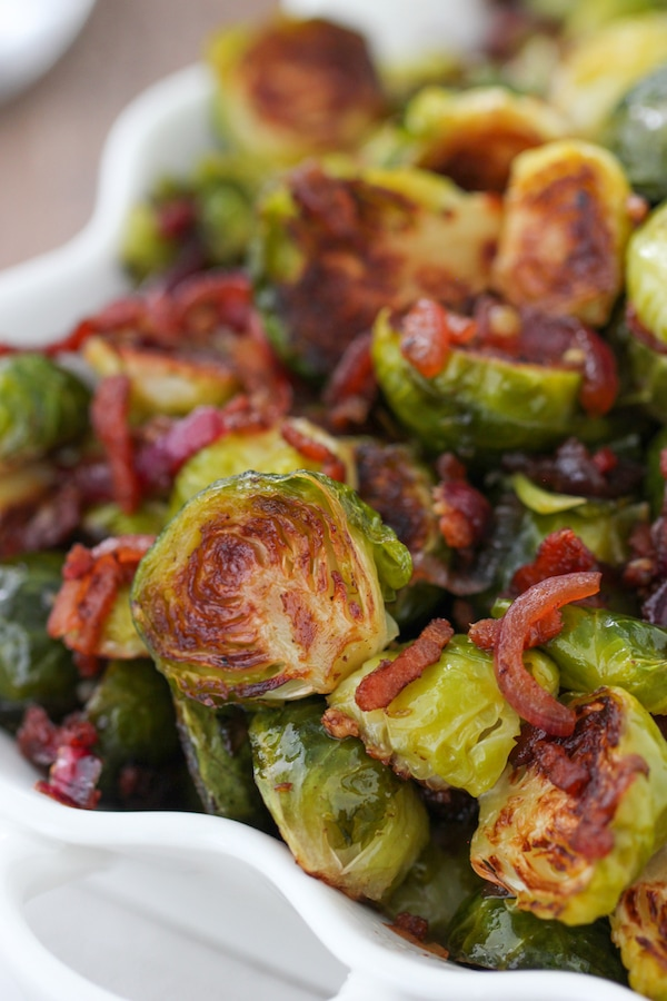 Bacon and Onion Brussels Sprouts -1 copy
