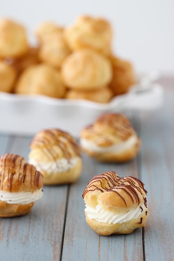 Cannoli Cream Puffs-1-3 copy