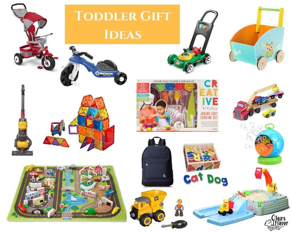Toddler Gift Ideas Olga S Flavor Factory