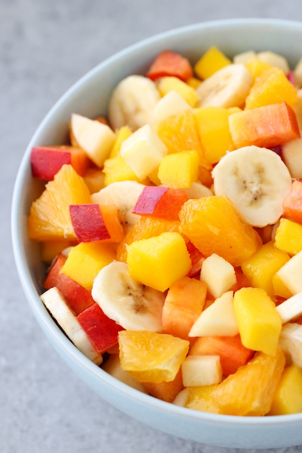 Fruit Salad That Stays Fresh For Days Olga S Flavor Factory