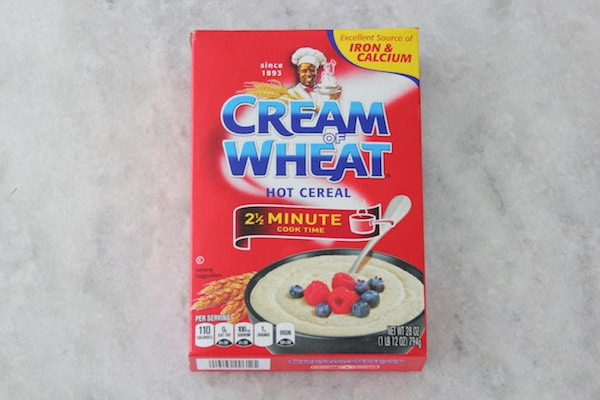 what is cream of wheat made from