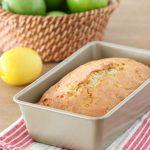 Apple Lemon Bread