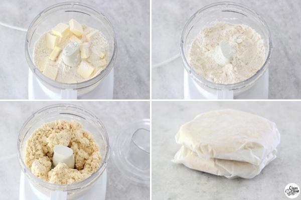 How to make homemade pie dough ; recipe to make pie dough from scratch