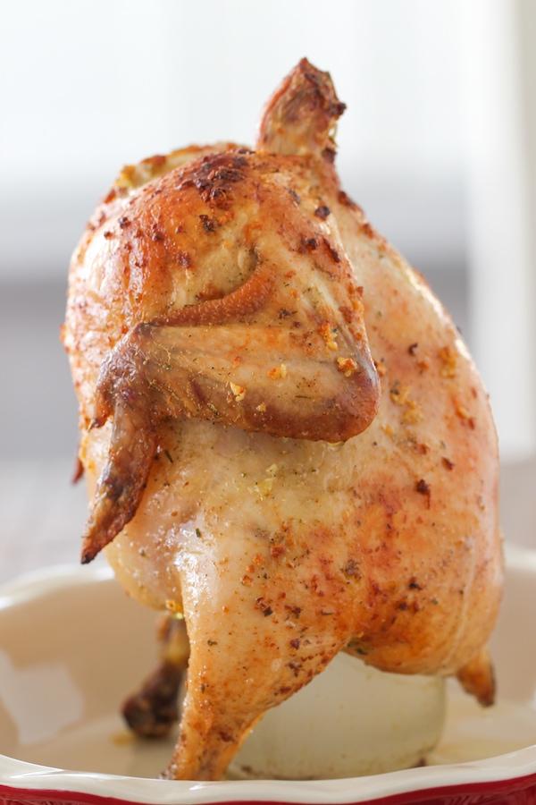 Vertical Roasted Chicken Olga S Flavor Factory