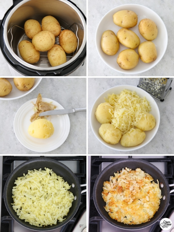 How To Cook Hash Browns Tutorial
