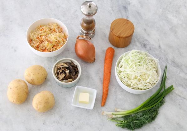 Ingredients For Instant Pot Shchi