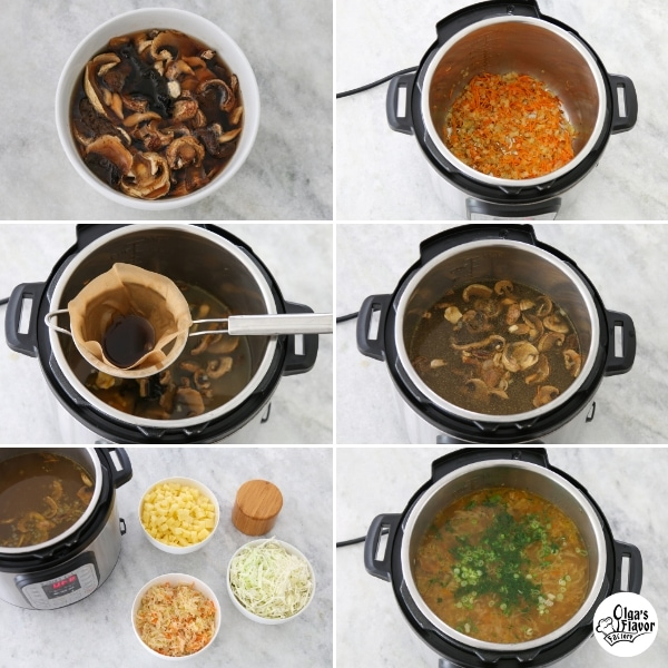 Instant Pot Shchi Tutorial