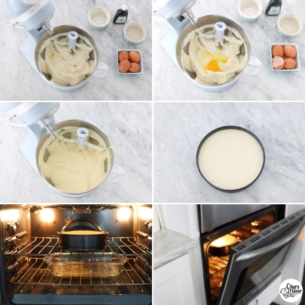 Tips for the perfect cheesecake.