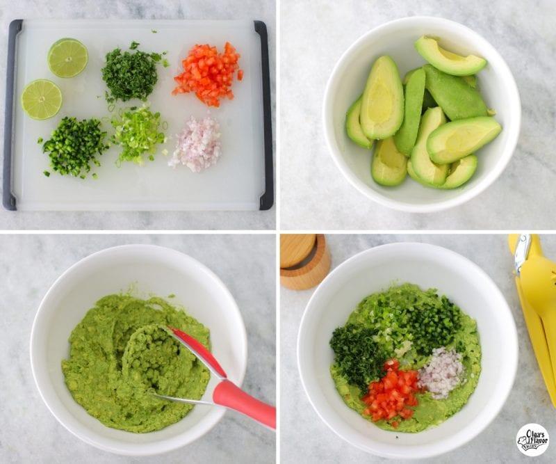 How to make guacamole tutorial