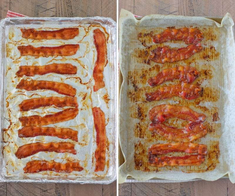 oven baked bacon how to cook bacon in the oven